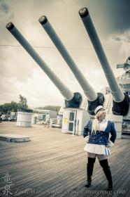 USS Missouri  from Kantai Collection ~Kan Colle~