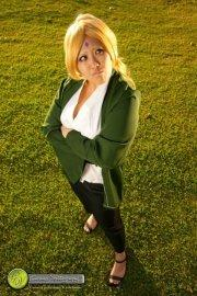 Tsunade from Naruto worn by Sado