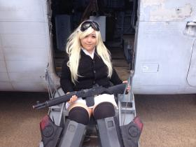 Hanna-Justina Marseille from Strike Witches worn by Sado