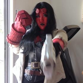 Hellboy from Hellboy worn by Sado