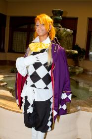Joker from Black Butler worn by Kiya