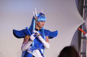 Umi Ryuuzaki from Magic Knights Rayearth worn by Kiya