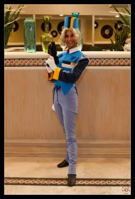Mihoshi from Tenchi Muyo worn by Kiya