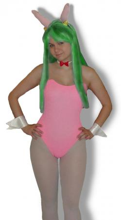 Lum from Urusei Yatsura worn by Alisa-chan