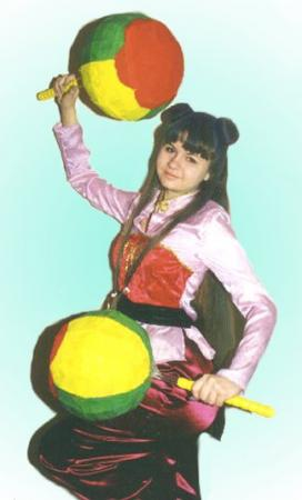 Shampoo from Ranma 1/2 worn by Alisa-chan
