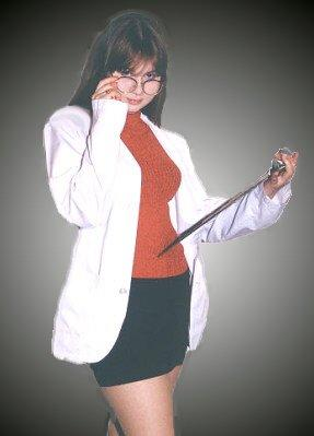 Kyoko from Rival Schools
