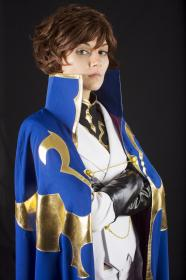 Suzaku Kururugi from Code Geass R2