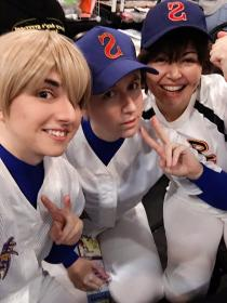 Sawamura Eijun from Ace of Diamond by geomiyo