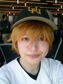 Ren Mihashi from Big Windup! by geomiyo