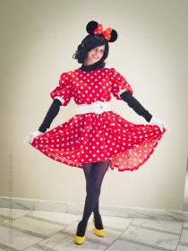 Minnie Mouse from Disney  by Juujuugurl