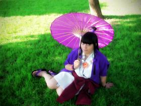 Maya Fey from Phoenix Wright: Ace Attorney worn by Kixianth