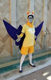 Eridan Ampora from MS Paint Adventures / Homestuck worn by Tradanui