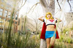 Supergirl from Superman by Shallon