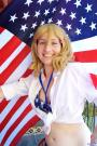 America / Alfred F. Jones from Axis Powers Hetalia worn by SuperWeaselPrincess