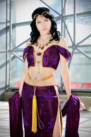 Inara Sera from Firefly worn by Koneko YourAverageNerd