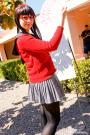 Yukiko Amagi from Persona 4 worn by luluria-indigo