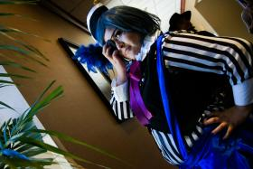 Ciel Phantomhive from Black Butler worn by Melissa Star
