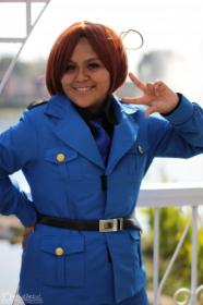 Italy (Veneziano) / Feliciano Vargas from Axis Powers Hetalia worn by Melissa Star