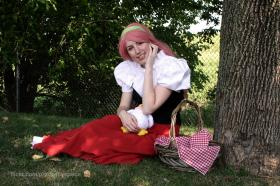 Popuri from Harvest Moon: Back to Nature worn by (the) befu