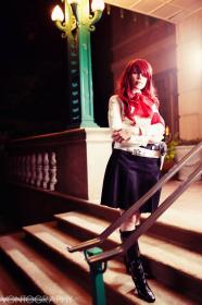 Mitsuru from Persona 3 by (the) befu