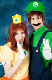 Princess Daisy from Super Mario Brothers Series  by (the) befu