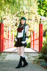 Sailor Pluto from Sailor Moon S worn by (the) befu