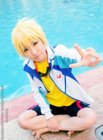 Hazuki Nagisa from Free! - Iwatobi Swim Club worn by Kaen