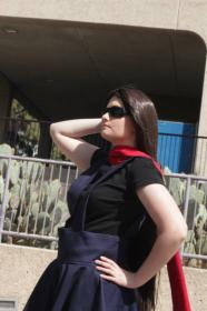 Lisa Lisa from Jojo's Bizarre Adventure worn by GuiltyRose