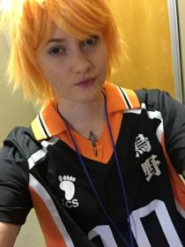 Shouyou Hinata from Haikyuu!! worn by GuiltyRose