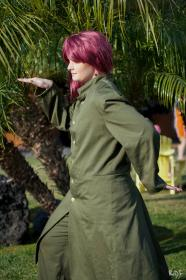Noriaki Kakyoin from Jojo's Bizarre Adventure by GuiltyRose