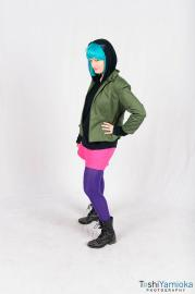 Ramona Flowers from Scott Pilgrim worn by GuiltyRose