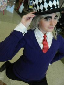 Robert Speedwagon from Jojo's Bizarre Adventure