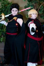 Fai D. Flowright / Yuui from Tsubasa: Reservoir Chronicle worn by Sidero