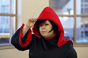 Ruby from RWBY worn by Sidero