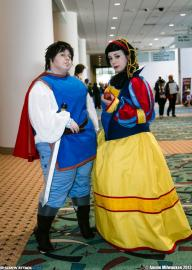Prince Charming from Snow White and the Seven Dwarfs worn by Sidero