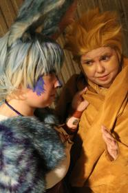 Sandman from Rise of the Guardians worn by Sidero