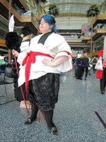 Hakuryuu Ren from Magi Labyrinth of Magic