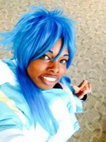Aoba Seragaki from DRAMAtical Murder worn by Sora Kitsune Cosplay