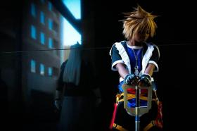 Sora from Kingdom Hearts 2  by Sora Kitsune Cosplay
