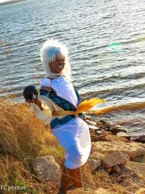 Sharrkan from Magi Labyrinth of Magic worn by Sora Kitsune Cosplay
