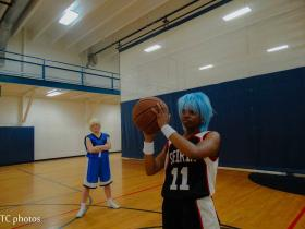 Kuroko Tetsuya from Kuroko's Basketball worn by Sora Kitsune Cosplay