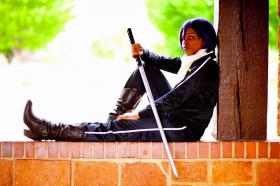 Yato from Noragami worn by Sora Kitsune Cosplay