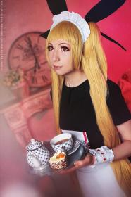Rachel Alucard from BlazBlue: Calamity Trigger worn by Lina Alucard