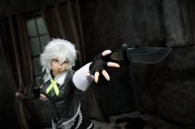Sakuya Izayoi from Touhou Project worn by Lina Alucard
