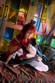 Kouen Ren from Magi Labyrinth of Magic worn by BKitten