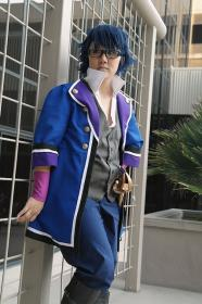 Saruhiko Fushimi from K / K Project by BKitten