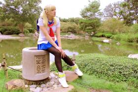 Maka Albarn from Soul Eater worn by Foayasha