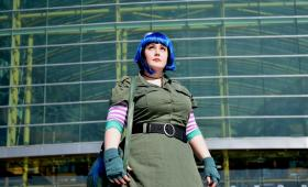 Ramona Flowers from Scott Pilgrim worn by AngelsKissCosplay