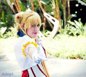 Sailor Moon from Sailor Moon  by MINZee Rose