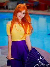 Orihime Inoue from Bleach worn by Beloved Zee